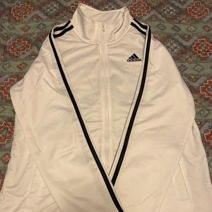 Big kids adidas track jacket